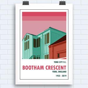 York City, Bootham Crescent