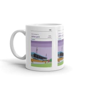 Coffee mug of Station Park and Forfar Farmington FC