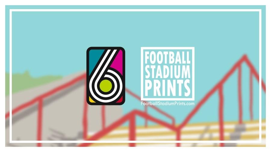 6 Yard Box Scottish Football Prints