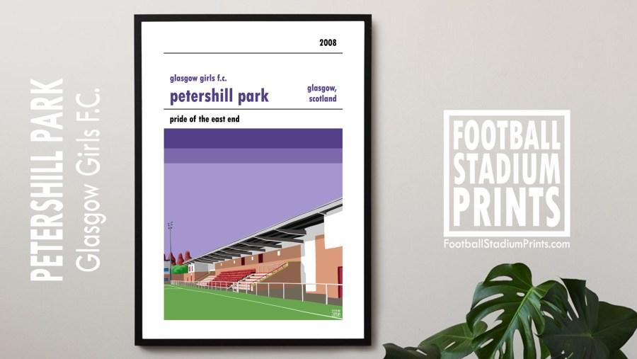 Petershill Park Glasgow Girls