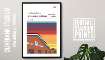 Olivebank Stadium Musselburgh Athletic
