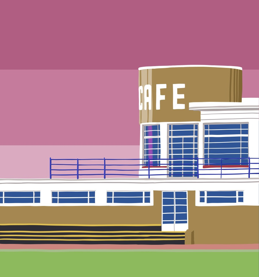 Enfield Town FC Merchandise design