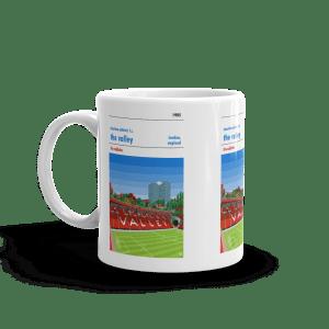 Charlton FC and the Valley Mug