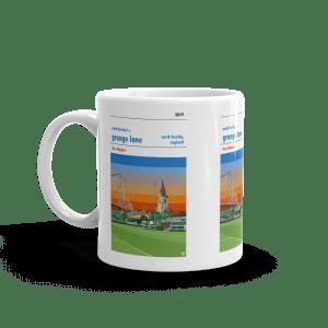 North Ferriby FC and Grange Lane Mug