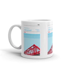 Accrington Stanley and the Crown Ground Mug