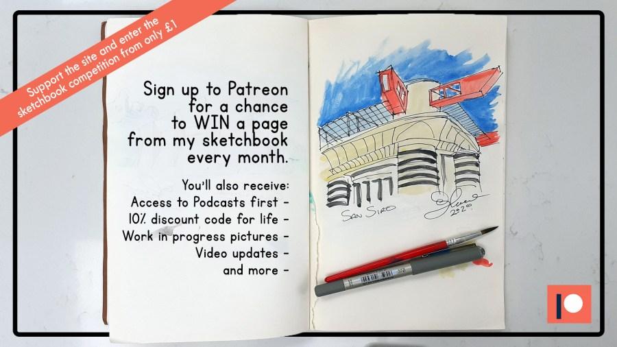 Become a Patron of Football Stadium Prints on Patreon