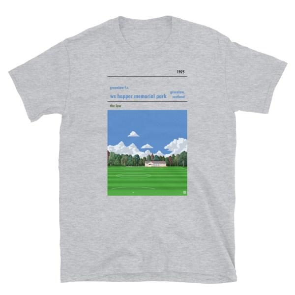 Greenlaw FC and Happer Park T-Shirt