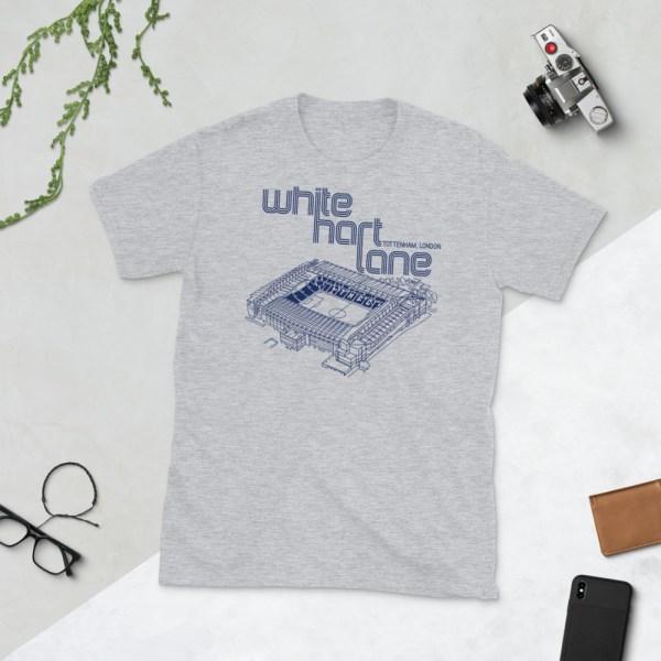 Light grey White Hart Lane and Spurs T-Shirt