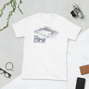 White Indy Eleven shirt of the Mike
