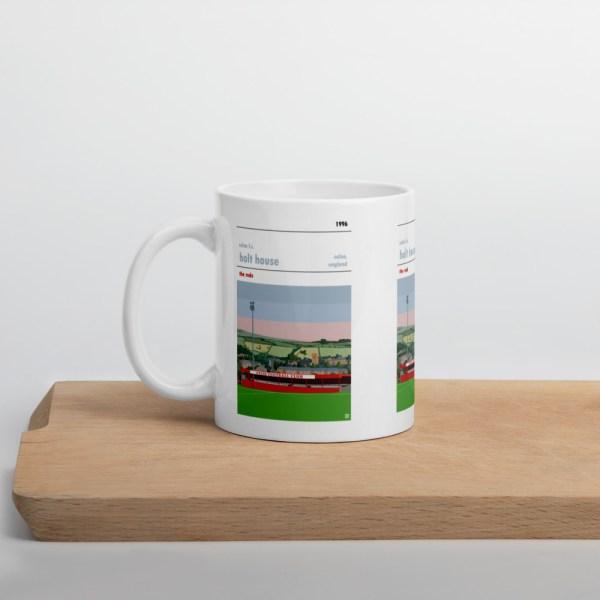 Colne FC and Holt House Coffee mug