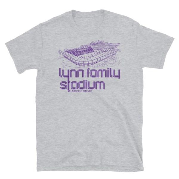 Lynn Family Stadium and Louisville City FC T-Shirt