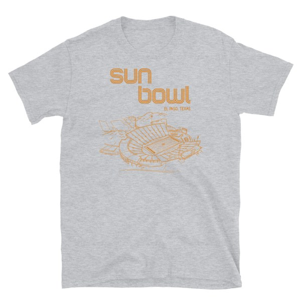 UTEP Miners and Sun Bowl T-Shirt