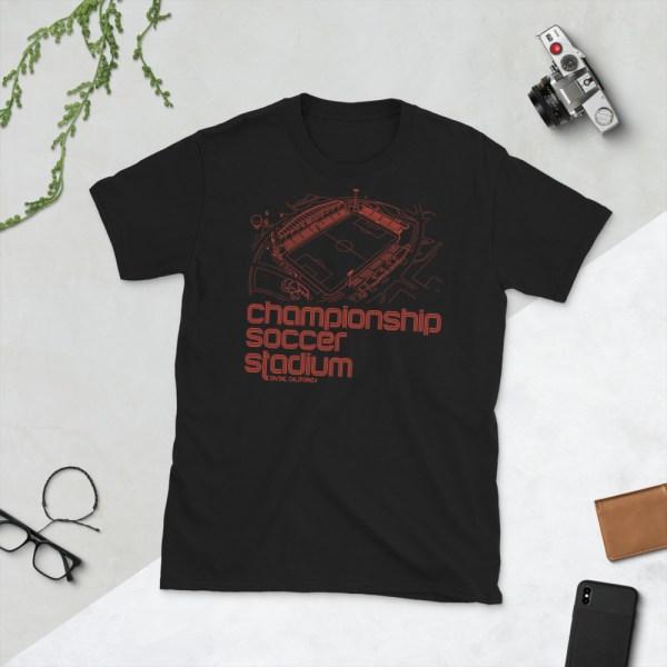 Black Orange County SC T-Shirt