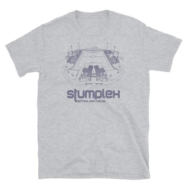 Gray Stumplex Stumptown AC T-Shirt