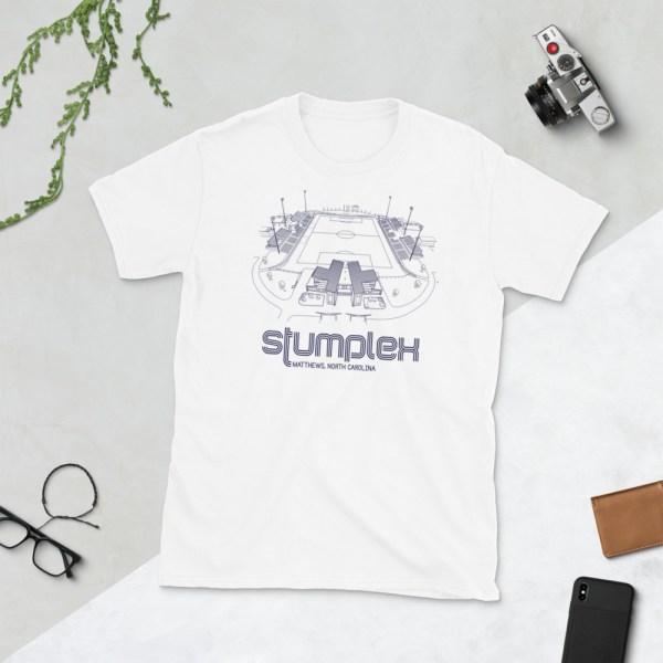 White Stumplex Stumptown AC T-Shirt