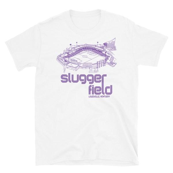 Slugger Field and Louisville City T-Shirt