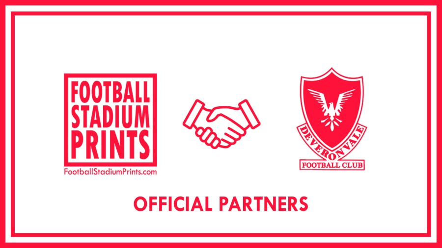 Deveronvale and Football Stadium Prints Official Partners