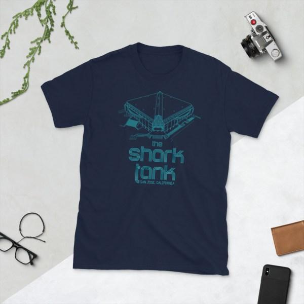Navy Shark Tank t-Shirt