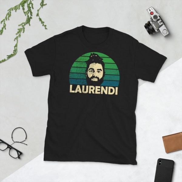 Black Cody Laurendi and OKC Energy City T-Shirt