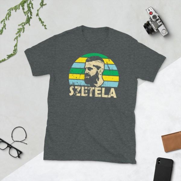 Heather Danny Szetela T-Shirt