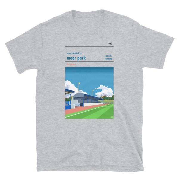 Lanark United and Moor Park T-Shirt