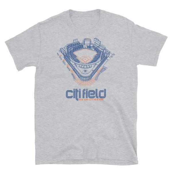 New York Mets and Citi Field T-Shirt