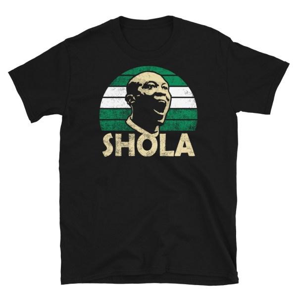 Shola Ameobi Nigeria T-Shirt