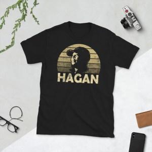 Black Darian Hagan T-Shirt