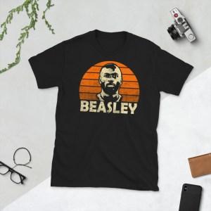 Black DaMarcus Beasley Houston Dynamo T-shirt