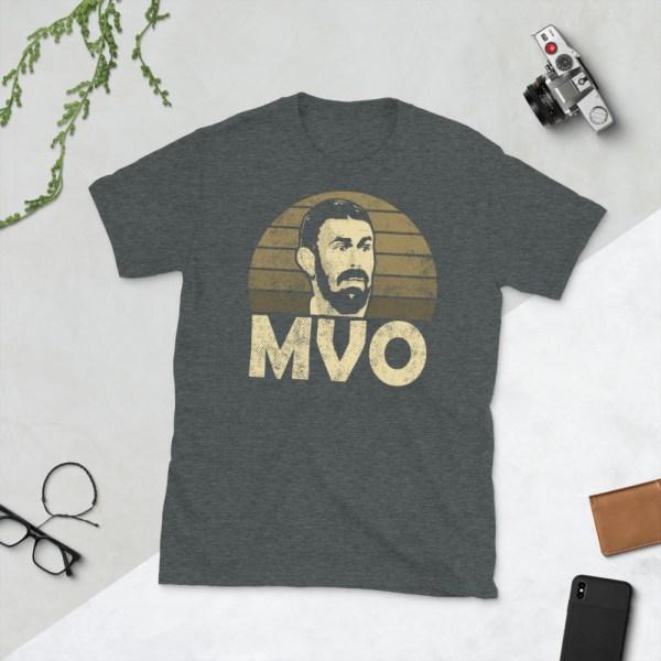 Heather MVO and Birmingham Legion T-Shirt