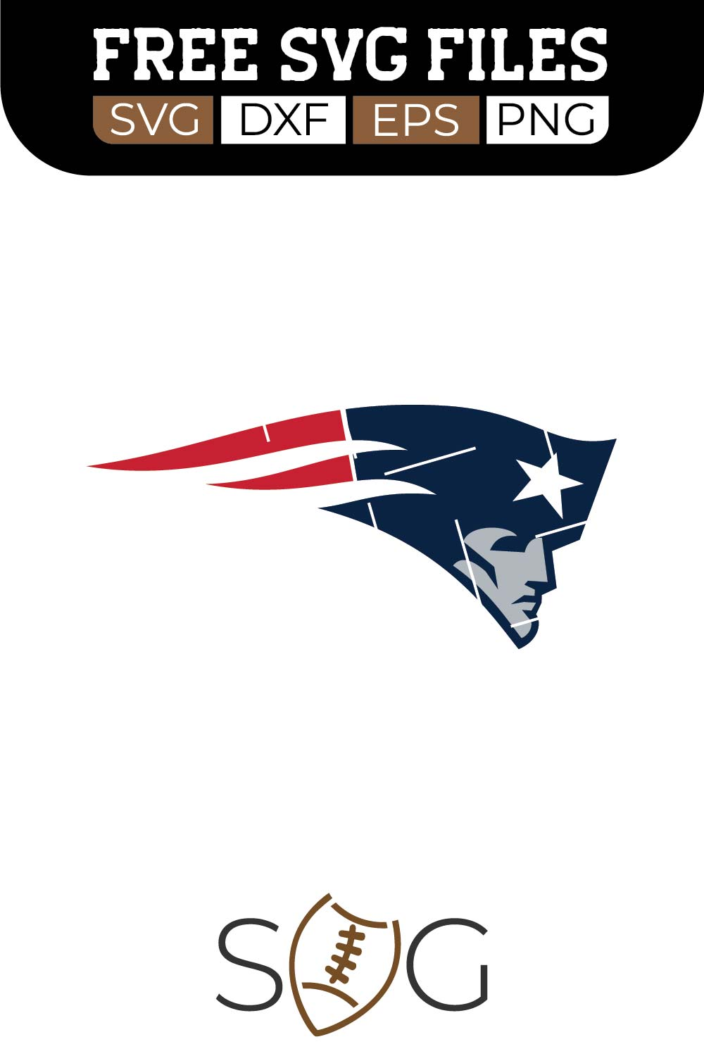 Download New England Patriots SVG Cut Files Free Download ...