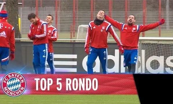 Bayern Múnich Rondo