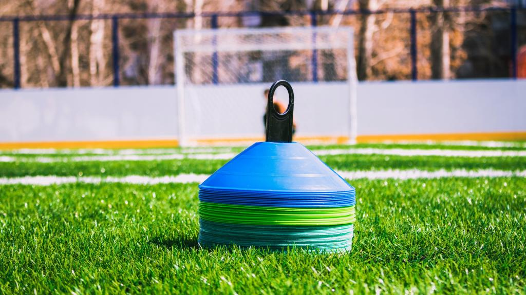 Football training equipment - Cones