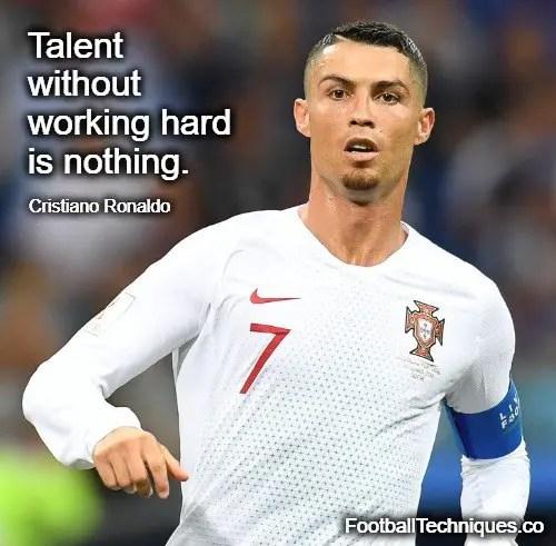 Ronaldo quote