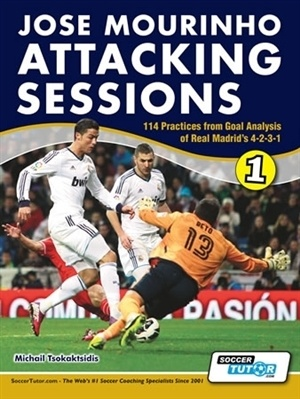 Jose Mourinho Attacking Sessions