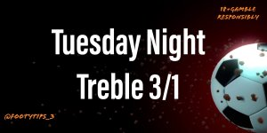 Football Tip For Tuesday 9th June