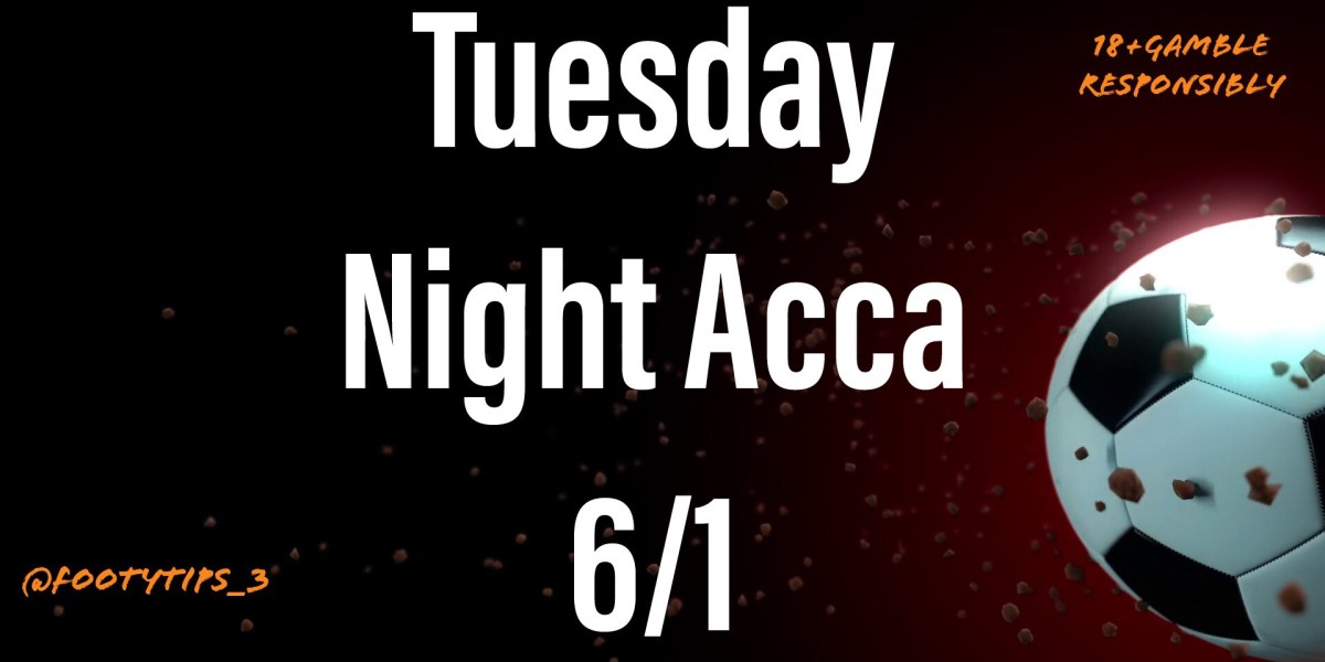 Football tip for Tuesday 19th January with odds coming in at 6/1.