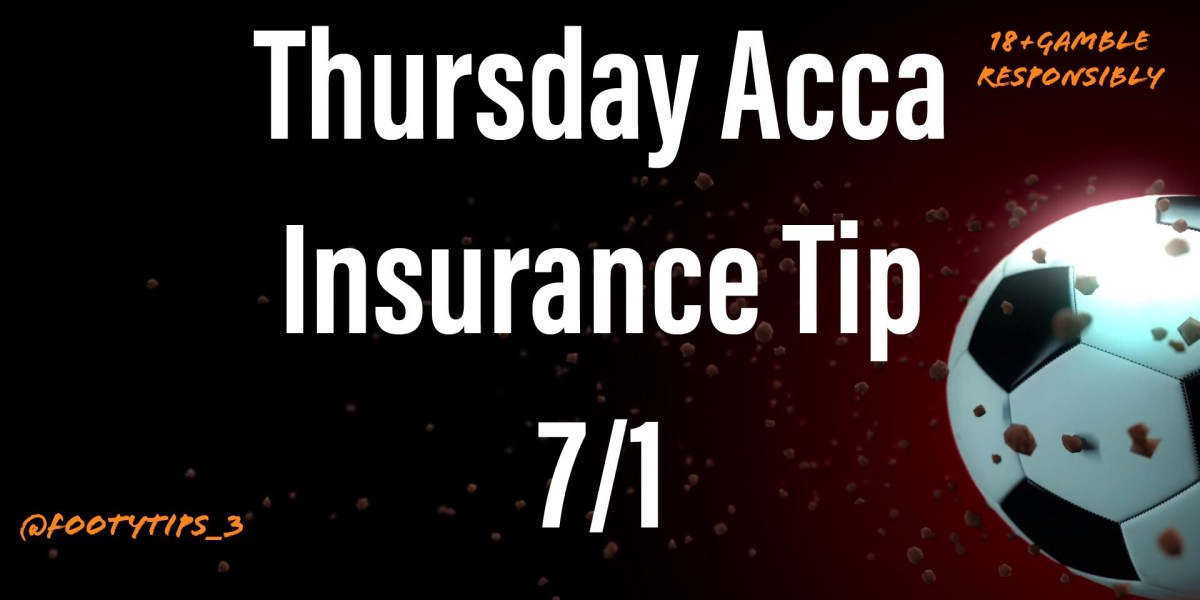 Thursday acca insurance football tip for Thursday 4th February with odds coming in at 7/1.