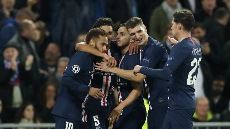 PSG players in a history-making position by winning the ...