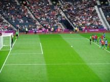Olympic Football Hampden Park 26 July 2012 Footblawl