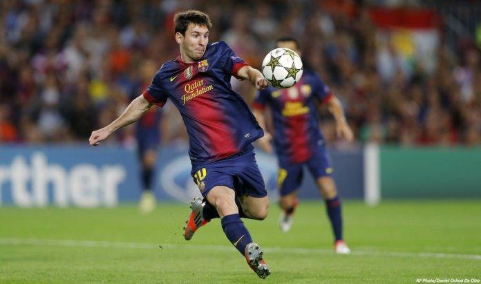 Левоногие футболисты в мировом футболе