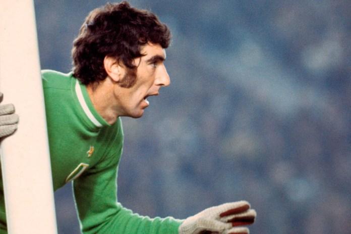 Дино Дзофф фото итальянского вратаря