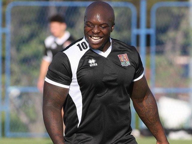 Акинфенва самый мощный футболист