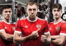 Состав сборной России на Кубок Конфедерации