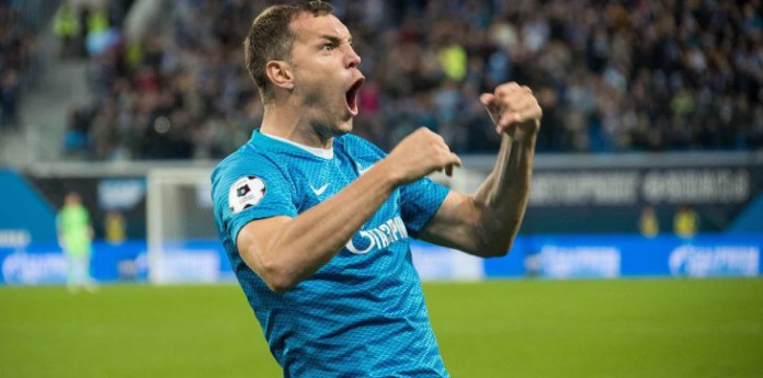 Дзюба богатый российский футболист