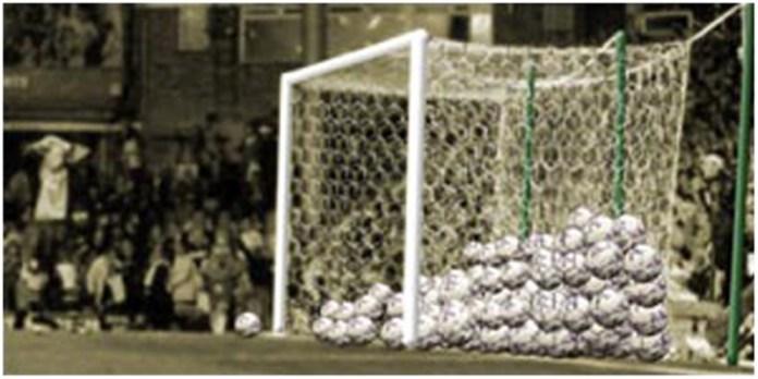 Крупнейший счет в футболе