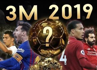 основные претенденты на золотой мяч в 2019 2020 году