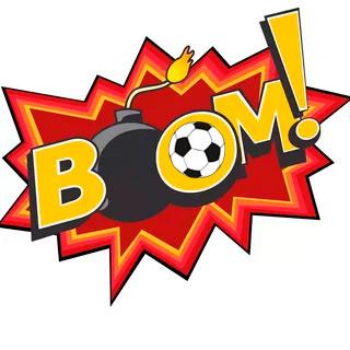 Команда Бумс логотип