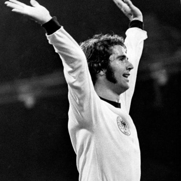 Герд Мюллер легенда немецкого футбола фото