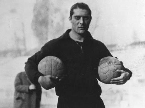 Джузеппе Меацца фото футболиста